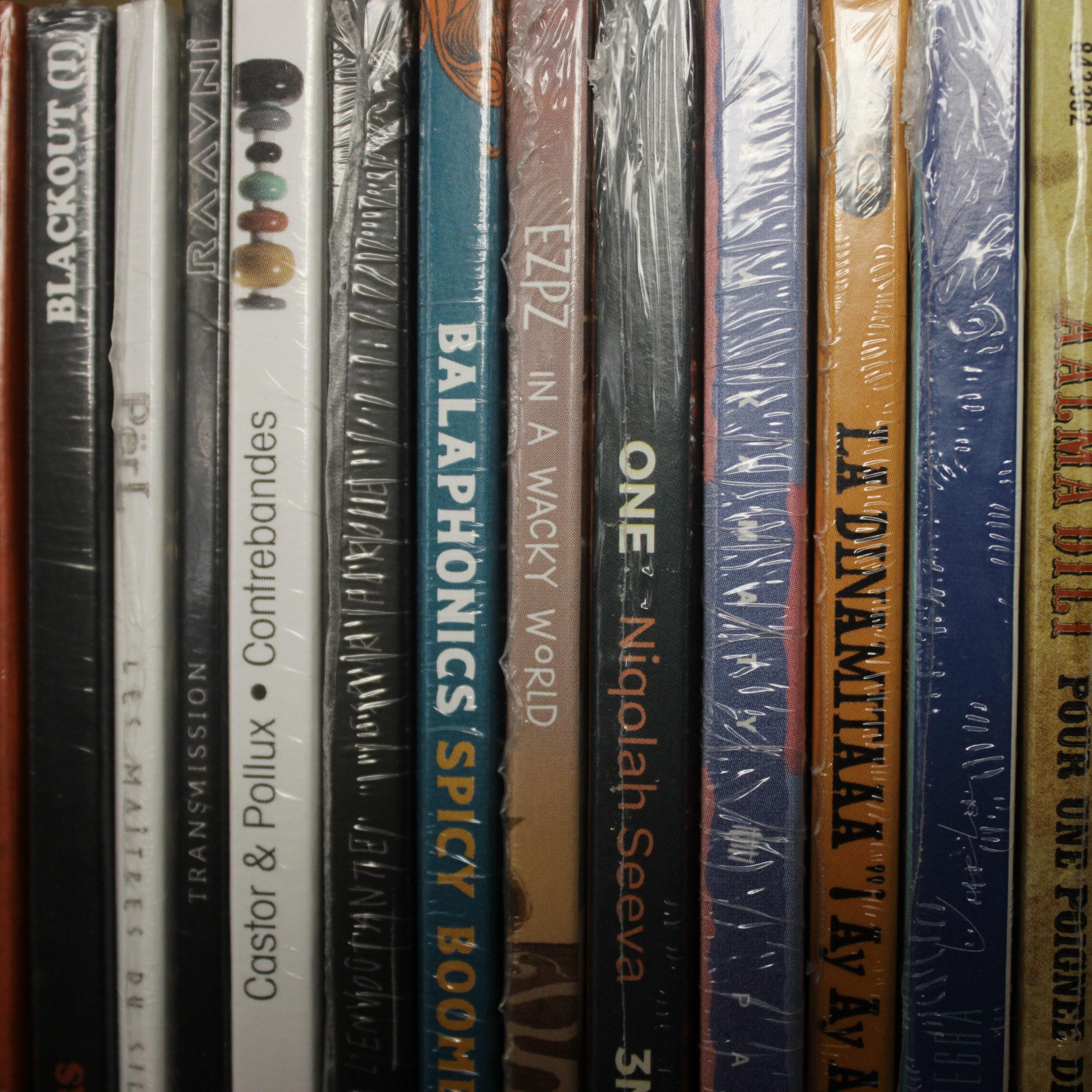 un mois un cd